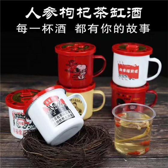 赤峰酱香型白酒储藏