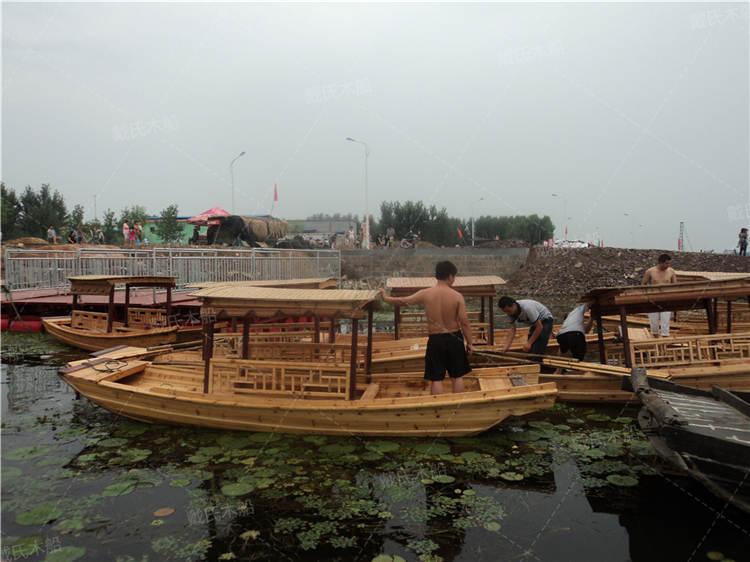 阜新度假村中型江南木船 戴氏江南木船哪里有卖