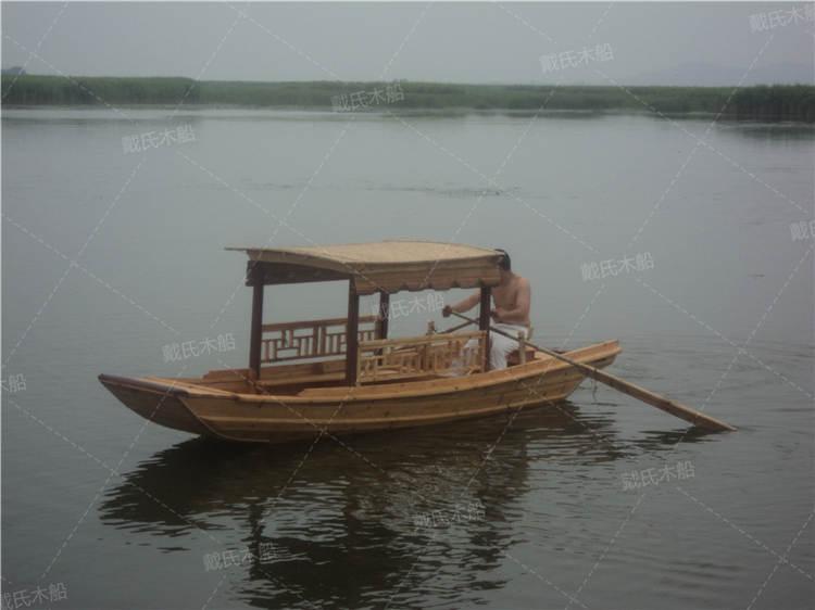 甘南生态观光园手工小木船 戴氏手工小木船哪里有卖