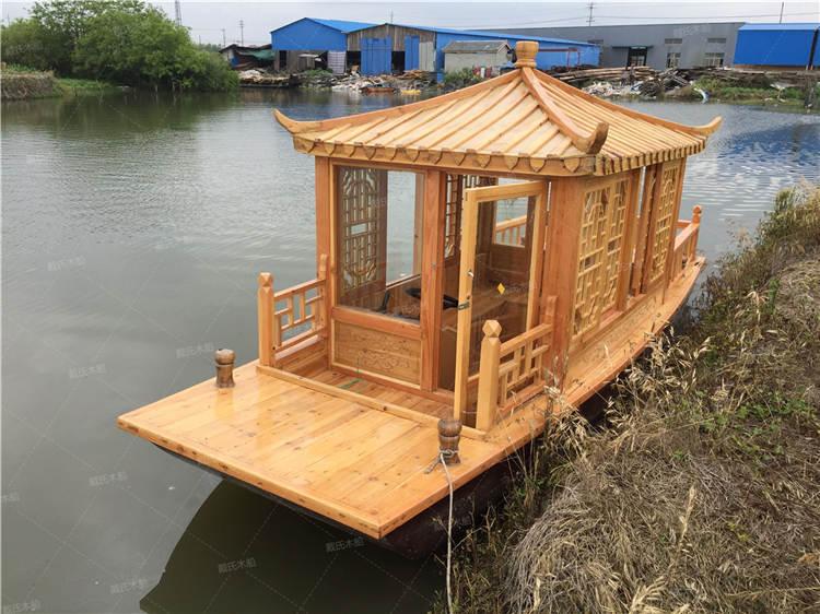 嘉兴景区电动船会用船 戴氏船会用船哪里有卖