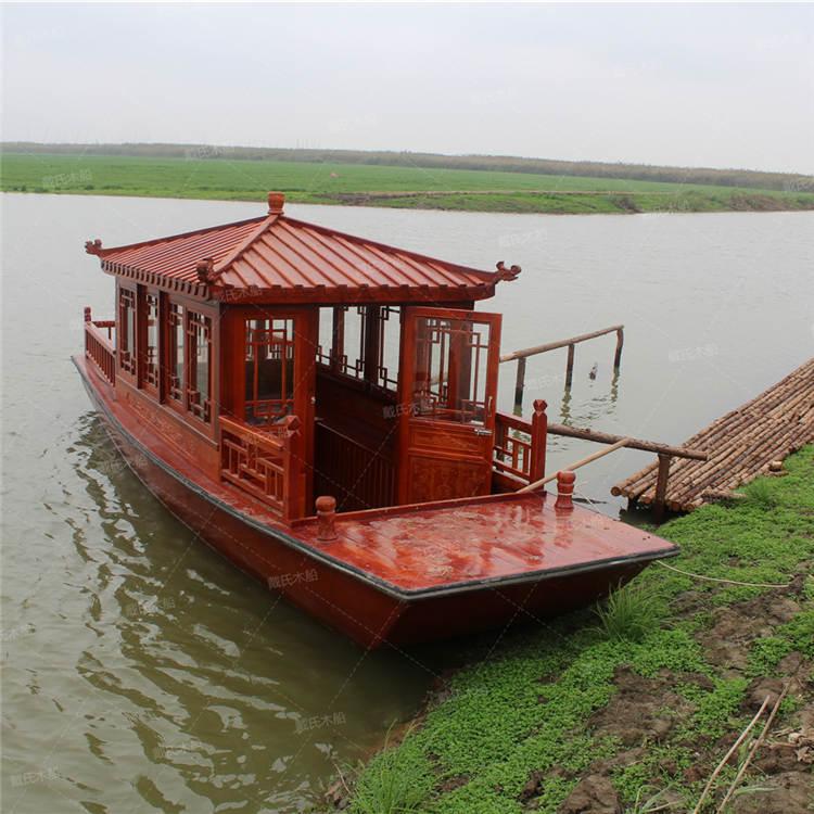 运城水上观光古代木船 戴氏古代木船哪里有卖
