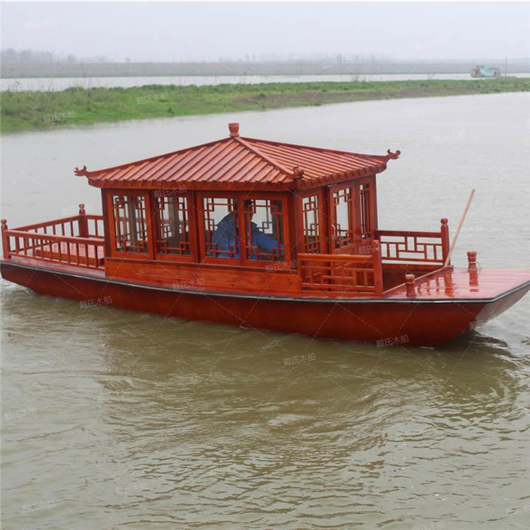 湘潭旅游景观风景船 戴氏风景船哪里有卖