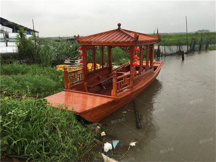 永州旅游景观情侣船 戴氏情侣船厂家供应