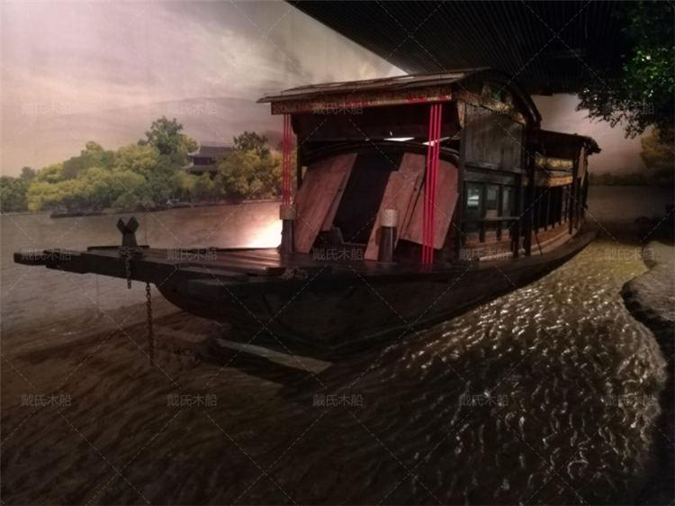 嘉兴红船公司电话迪庆豪华嘉兴红船戴氏木船