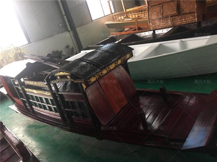 南湖红船价格衡阳中型南湖红船戴氏木船