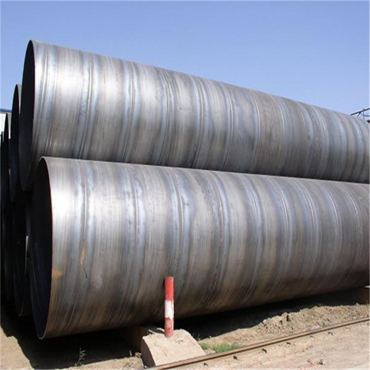 和田钢套钢蒸汽涂塑钢管内滑动钢套钢保温管冬季采暖