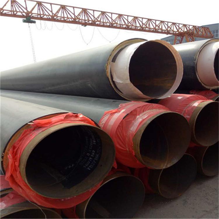 晋城钢套钢蒸汽防腐管道硅酸钙保温管厚度保证