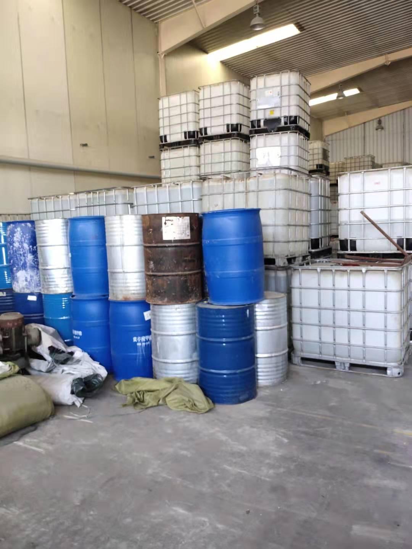 焦作温县回收油漆现金交易