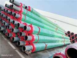 嘉峪关价格低的内滑动钢套钢保温钢管供应商
