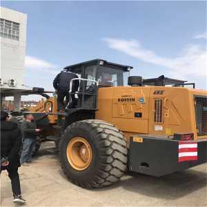 阳泉出售二手柳工5吨装载机当地