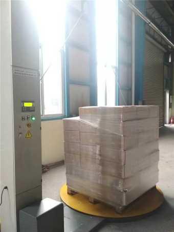 长治无纺布Y2200Fu圆筒纸卷缠膜机设备厂家